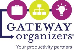 Gateway Organizers • St. Louis, MO Logo