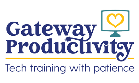 Gateway Productivity • St. Louis, MO Logo