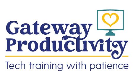 Gateway Productivity • St. Louis, MO Logo